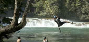 Entre canyoning et parcours aventure