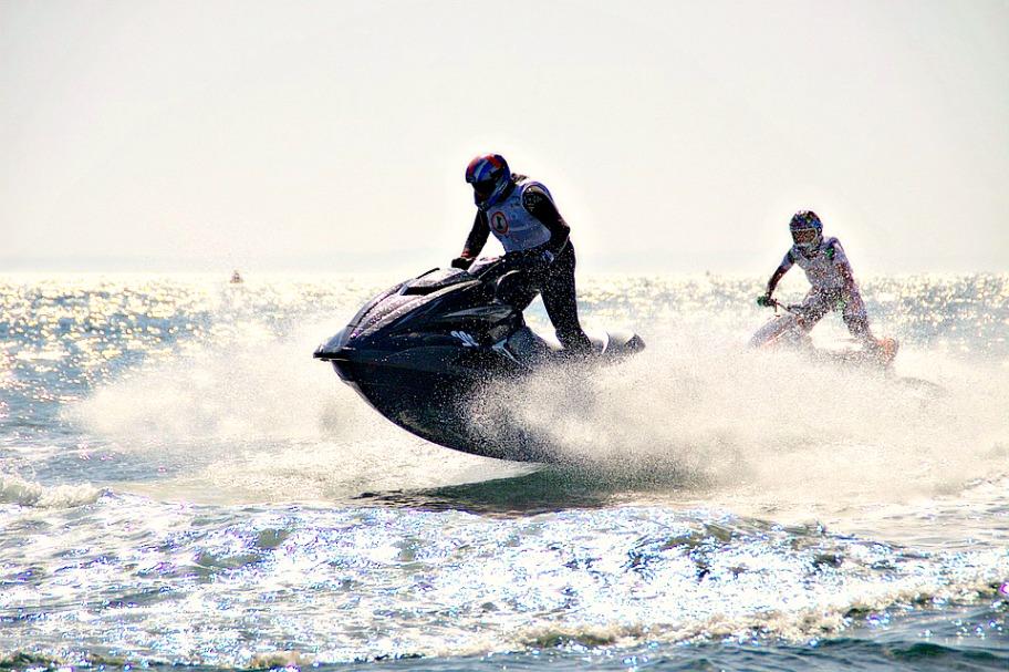 jet ki cannes sport mer