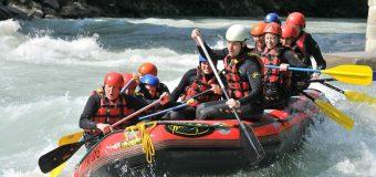 Rafting : notre guide pour les débutants